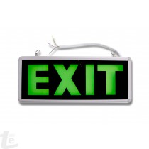 LED Plate EXIT