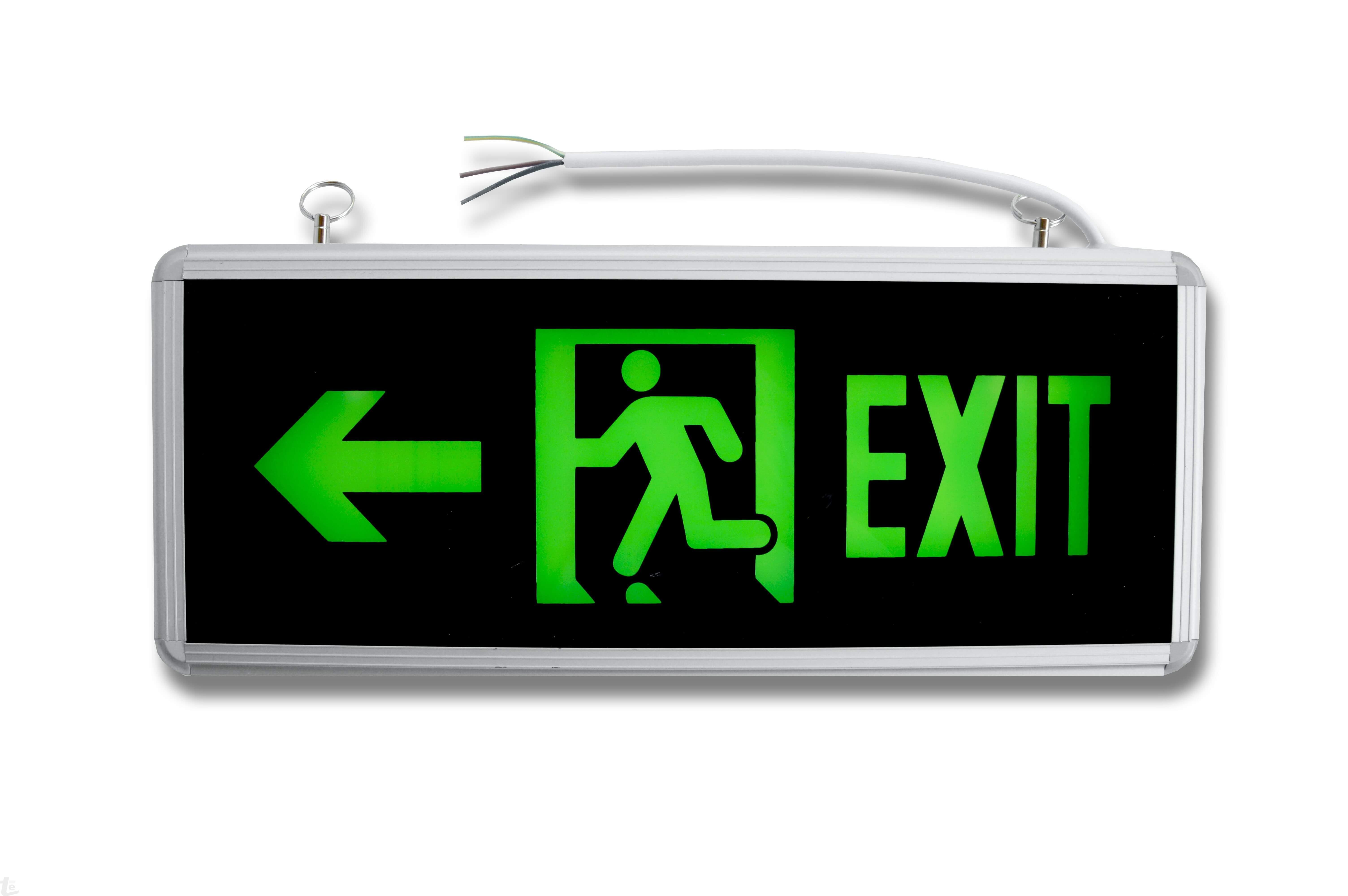 LED Табелка EXIT със Стрелка Наляво