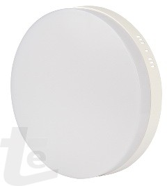 LED Панел за Повърхностен Монтаж 36W Кръгъл 3000К