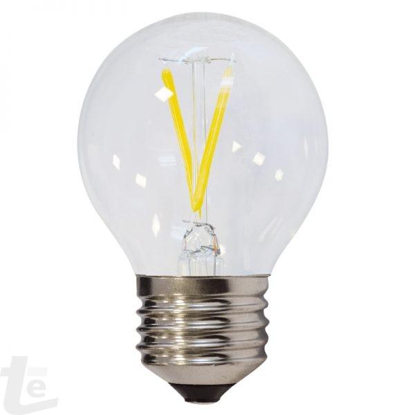 LED Нажежаема Крушка G45 4W E27 175-265V 4500K