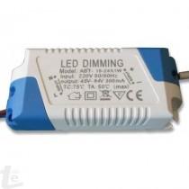 Драйвър за LED Панели Димиращ 15-24W