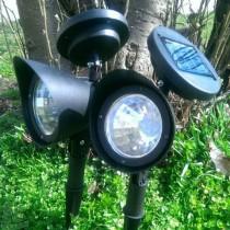 Комплект 2бр Соларни Прожектори