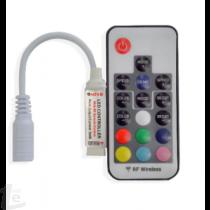 144W RGB Мини LED Контролер - 17 Бутона