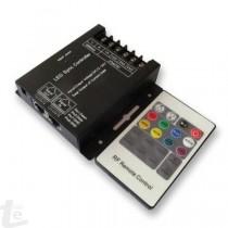 288W Мрежов LAN RGB Контролер за LED Ленти 20 бутона