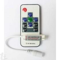 144W RGB Мини LED Контролер - 10 Бутона