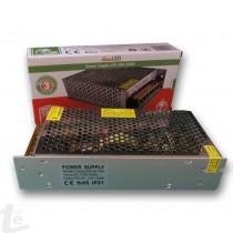 120W 10A Захранване за LED Ленти с Метален Корпус