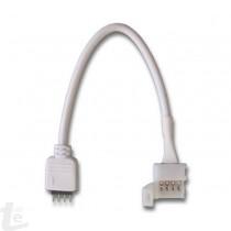 Конектор за Свързване на RGB LED Лента с RGB Контролер