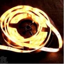 Топло Бяла LED Лента SMD5050 3000K-150 диода