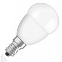 LED КРУШКИ E14 OSRAM, 5.7W, 220V, 2700K, 470LM, ТИП ФОРМА P40