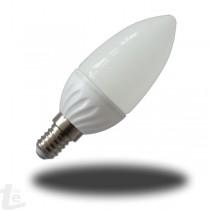 LED Крушка - 4W E14 Свещ Неутрално Бяла