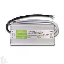 100W 6A Влагозащитено Захранване за LED Ленти