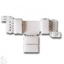 Т-образен Коктор за RGB LED Лента