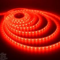Червена Влагозащитена LED Лента SMD5050