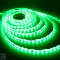 Зелена Влагозащитена LED Лента SMD5050