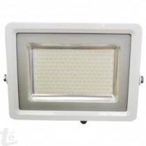 LED Прожектор 100W  Бяло Тяло SMD Неутрално Бяла