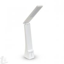 4W LED Настолна Лампа Бяло и златно