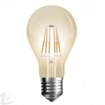 LED Крушка - 10W Filament E27 A67 Amber Топло бяла светлина