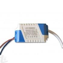 Драйвър за LED Панели Димиращ 3W