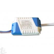 Драйвър за LED Панели Димиращ 6-7W
