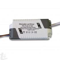Драйвър за LED Панели Димиращ 9-12W