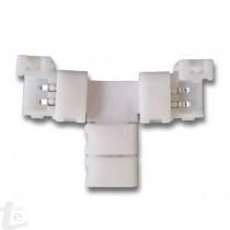 Т-образен Конектор за LED Лента Тип SMD5050
