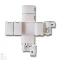 X-образен Конектор за LED Лента Тип SMD5050