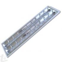 Тяло за LED Пури за Вграждане  300х1200мм.