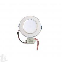 LED Панел за Вграждане New Style 3W Кръгъл 4500К