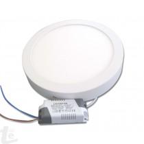 LED Панел за Повърхностен Монтаж 24W Кръгъл 4500К