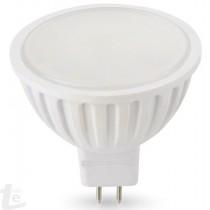 LED Луничка 5W Термопластик G5.3 220V 6000K Бяла Светлина