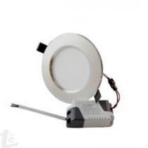 LED SMD Луна за Вграждане 12W 3000К Топло Бяла Светлина
