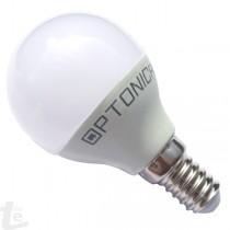LED КРУШКА G45 E14 6W/175-265V 240° 6000K