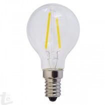 LED Нажежаема Крушка G45 2W E14 2700K
