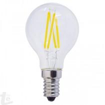 LED Нажежаема Крушка G45 175-265V 4W E14 6000K
