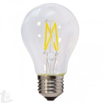LED Нажежаема Крушка A60 5W 175-265V E27 6000K