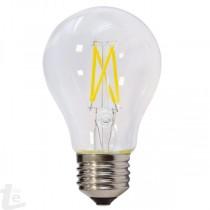 LED Нажежаема Крушка A60 6.5W 175-265V E27 6000K