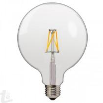 LED Нажежаема Крушка G125 4W E27 175-265V 2700K