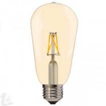 LED Нажежаема Крушка ST64 6.5W E27