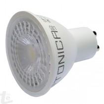 LED ЛУНИЧКА GU10 5W/175-265V 38° SMD 6000K